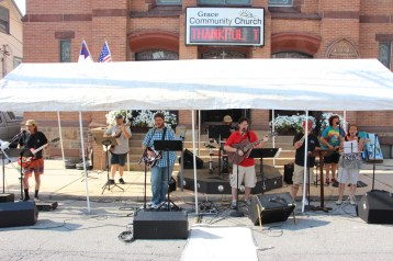 Community Block Party, West Snyder Avenue, Grace Community Church, Lansford (35)