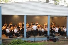Cresona Band, and Junior Band perform, East End Playground, Tamaqua, 7-29-2015 (51)