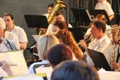 Cresona Band, and Junior Band perform, East End Playground, Tamaqua, 7-29-2015 (88)