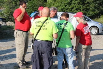 Day 3 of Search for Jesse Rex Farber, Sharp Mountain, Tamaqua, 8-15-2015 (116)