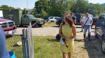 Day 3 of Search for Jesse Rex Farber, Sharp Mountain, Tamaqua, 8-15-2015 (28)