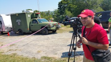 Day 3 of Search for Jesse Rex Farber, Sharp Mountain, Tamaqua, 8-15-2015 (30)
