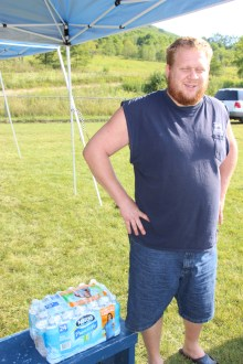 Day 3 of Search for Jesse Rex Farber, Sharp Mountain, Tamaqua, 8-15-2015 (66)