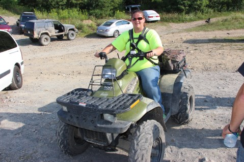 Day 3 of Search for Jesse Rex Farber, Sharp Mountain, Tamaqua, 8-15-2015 (67)