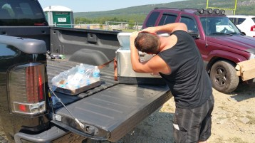 Day 4 of Search for Jesse Rex Farber, Sharp Mountain, Tamaqua, 8-16-2015 (26)