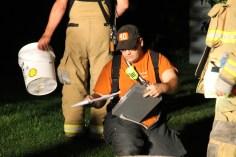 Firefighters Respond to Garage Fire in Coaldale, 8-20-2015 (228)