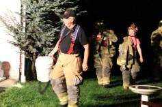 Firefighters Respond to Garage Fire in Coaldale, 8-20-2015 (246)
