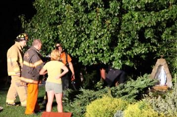 Firefighters Respond to Garage Fire in Coaldale, 8-20-2015 (254)
