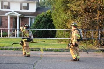 House Fire, 14 West Cherry Street, Tresckow, 8-17-2015 (11)