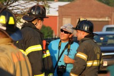 House Fire, 14 West Cherry Street, Tresckow, 8-17-2015 (113)