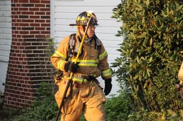 House Fire, 14 West Cherry Street, Tresckow, 8-17-2015 (121)