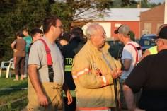 House Fire, 14 West Cherry Street, Tresckow, 8-17-2015 (124)