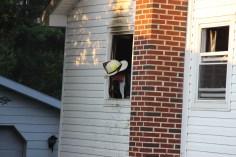 House Fire, 14 West Cherry Street, Tresckow, 8-17-2015 (129)
