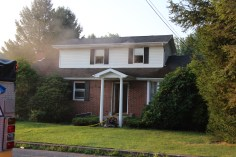 House Fire, 14 West Cherry Street, Tresckow, 8-17-2015 (14)