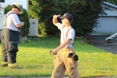 House Fire, 14 West Cherry Street, Tresckow, 8-17-2015 (158)