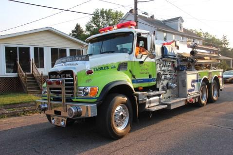 House Fire, 14 West Cherry Street, Tresckow, 8-17-2015 (167)