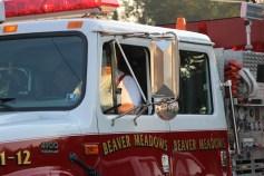 House Fire, 14 West Cherry Street, Tresckow, 8-17-2015 (170)