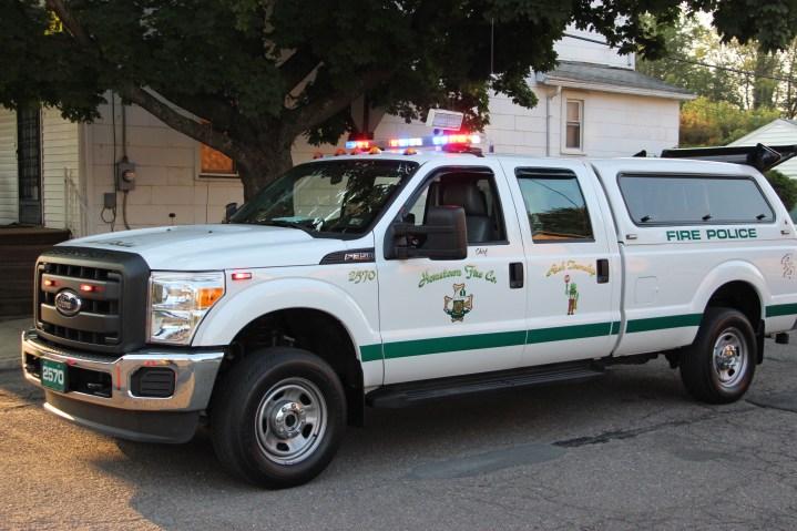 House Fire, 14 West Cherry Street, Tresckow, 8-17-2015 (192)