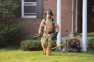 House Fire, 14 West Cherry Street, Tresckow, 8-17-2015 (21)