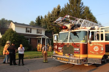House Fire, 14 West Cherry Street, Tresckow, 8-17-2015 (32)