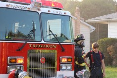 House Fire, 14 West Cherry Street, Tresckow, 8-17-2015 (36)