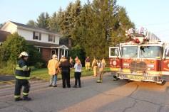 House Fire, 14 West Cherry Street, Tresckow, 8-17-2015 (37)