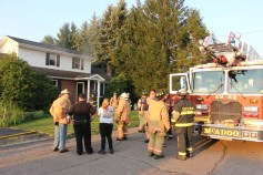House Fire, 14 West Cherry Street, Tresckow, 8-17-2015 (39)