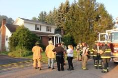 House Fire, 14 West Cherry Street, Tresckow, 8-17-2015 (48)