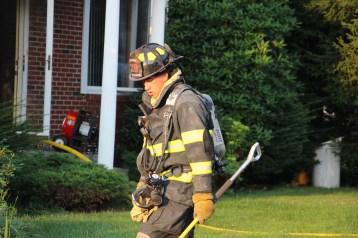 House Fire, 14 West Cherry Street, Tresckow, 8-17-2015 (76)