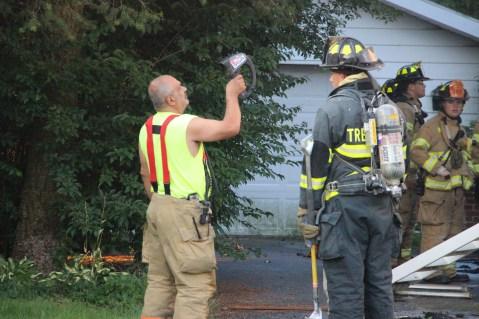 House Fire, 14 West Cherry Street, Tresckow, 8-17-2015 (78)