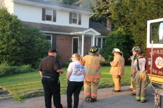 House Fire, 14 West Cherry Street, Tresckow, 8-17-2015 (8)