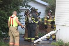 House Fire, 14 West Cherry Street, Tresckow, 8-17-2015 (81)