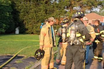 House Fire, 14 West Cherry Street, Tresckow, 8-17-2015 (89)