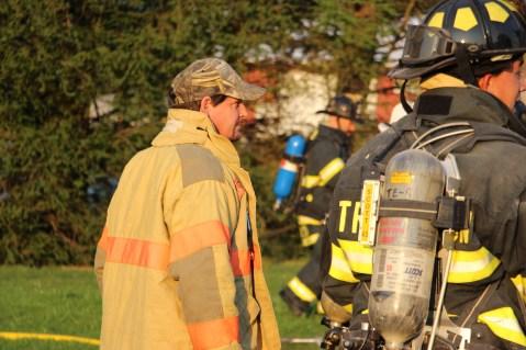 House Fire, 14 West Cherry Street, Tresckow, 8-17-2015 (90)