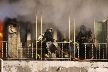 House Fire, 40-42 West Water Street, US209, Coaldale, 8-4-2015 (126)