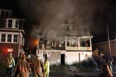House Fire, 40-42 West Water Street, US209, Coaldale, 8-4-2015 (132)
