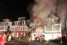 House Fire, 40-42 West Water Street, US209, Coaldale, 8-4-2015 (17)