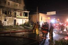 House Fire, 40-42 West Water Street, US209, Coaldale, 8-4-2015 (209)