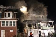 House Fire, 40-42 West Water Street, US209, Coaldale, 8-4-2015 (221)
