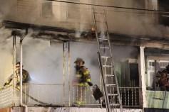 House Fire, 40-42 West Water Street, US209, Coaldale, 8-4-2015 (227)