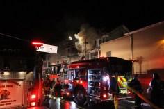 House Fire, 40-42 West Water Street, US209, Coaldale, 8-4-2015 (250)