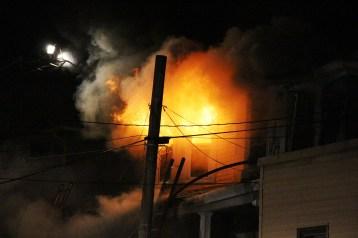 House Fire, 40-42 West Water Street, US209, Coaldale, 8-4-2015 (255)