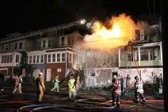 House Fire, 40-42 West Water Street, US209, Coaldale, 8-4-2015 (259)