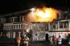 House Fire, 40-42 West Water Street, US209, Coaldale, 8-4-2015 (266)