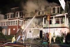 House Fire, 40-42 West Water Street, US209, Coaldale, 8-4-2015 (269)