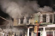House Fire, 40-42 West Water Street, US209, Coaldale, 8-4-2015 (285)