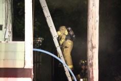 House Fire, 40-42 West Water Street, US209, Coaldale, 8-4-2015 (305)