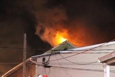 House Fire, 40-42 West Water Street, US209, Coaldale, 8-4-2015 (318)