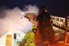 House Fire, 40-42 West Water Street, US209, Coaldale, 8-4-2015 (351)