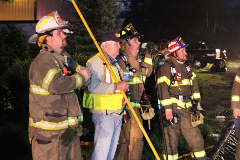 House Fire, 40-42 West Water Street, US209, Coaldale, 8-4-2015 (383)